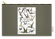Pterosaur Reptiles Carry-all Pouch