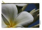 Pua Lena Pua Lei Aloha Tropical Plumeria Maui Hawaii Carry-all Pouch