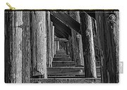 Pudding Creek Bridge  Carry-all Pouch