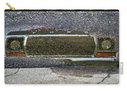 Puddle Reflections Carry-all Pouch