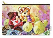 Pudsey And Truffle Mcfurry For Children In Need Carry-all Pouch
