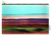Pueblo 2- Art By Linda Woods Carry-all Pouch