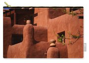 Pueblo Revival Style Architecture II Carry-all Pouch