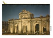 Puerta De Alcala Night Carry-all Pouch
