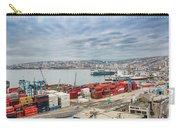 Puerto De Valparaiso Carry-all Pouch