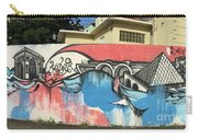 Puerto Rican Graffiti Carry-all Pouch