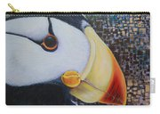 Puffin Glam Carry-all Pouch