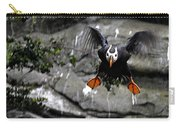 Jumpin Puffin Carry-all Pouch