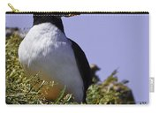 Puffin On The Rock Carry-all Pouch