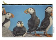 Puffin Palooza 1 Carry-all Pouch
