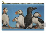 Puffin Palooza 2 Carry-all Pouch