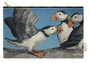 Puffin Palooza Carry-all Pouch