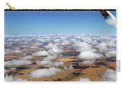 Puffy Clouds  3772 Carry-all Pouch