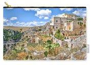 Puglia Canvas Church Hermitage Pulsano - Monte Sant Angelo - Foggia - Gargano Carry-all Pouch