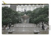 Pulitzer Fountain Carry-all Pouch