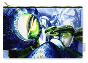 Pulse Of Life Abstract Carry-all Pouch