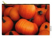 Pumpkin Harvest Carry-all Pouch