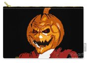 Pumpkin Head Carry-all Pouch