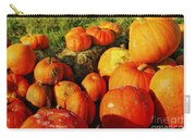 Pumpkin Meeting Carry-all Pouch