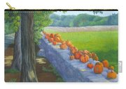 Pumpkin Muster Carry-all Pouch