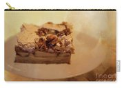 Pumpkin Pie With Walnuts Carry-all Pouch