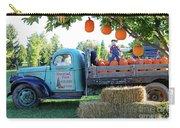 Pumpkin Truck Carry-all Pouch