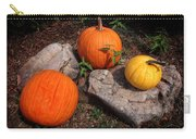 Pumpkins For October  Carry-all Pouch