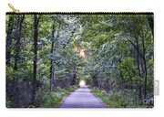 Pumpkinvine Trail In Fall Carry-all Pouch