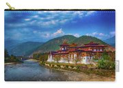 Punakha Dzong Carry-all Pouch