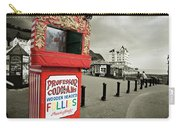 Punch And Judy Theatre On Llandudno Promenade Carry-all Pouch