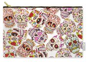 Punk Rock Pattern Carry-all Pouch