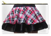 Punk Style Mini Skirt - Ameynra Fashion Carry-all Pouch