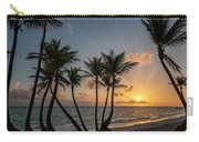 Punta Cana Sunrise Carry-all Pouch