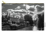 Punting, Cambridge. Carry-all Pouch