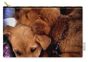 Puppies Carry-all Pouch