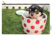 Puppy Cup Carry-all Pouch
