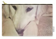 Puppy Dawg Quote Carry-all Pouch