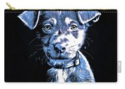Puppy Dog Graphic Novel Drawing Carry-all Pouch