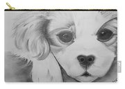 Puppy Sketch Carry-all Pouch