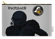 Purdue Football Carry-all Pouch