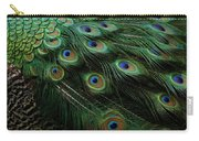 Pure Peacock Carry-all Pouch
