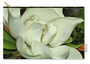 Pure White Fragrant Beauty Carry-all Pouch