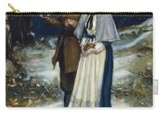 Puritans Going To Church Carry-all Pouch