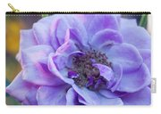 Purple Rose Glow Carry-all Pouch