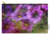 Purple And Yellow Morning 9121 Idp_2 Carry-all Pouch