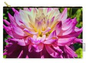 Purple Bloom Carry-all Pouch