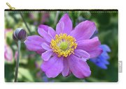 Purple Blossom 1 Carry-all Pouch
