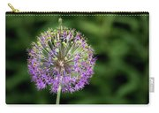 Purple Blossom  Carry-all Pouch