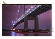 Purple Bridge Carry-all Pouch