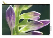 Purple Buds Carry-all Pouch